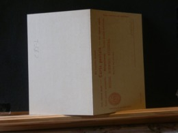 A11/203   CP  XX SUISSE AVEC REPONSE - Interi Postali