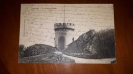 """Carte Postale LOCQUIREC """"Le Fortin De L'hôtel """" - Locquirec"""