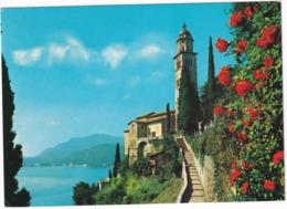 Morcote - Chiesa Di Santa Maria - Lago Di Lugano - (Suisse/Schweiz) - TI Ticino