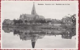 Machelen Aan De Leie Gent Algemeen Zicht Sint-Michiel-en-Cornelius-en-Ghislenuskerk Kerk (In Zeer Goede Staat) - Zulte