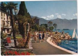 Brissago (Lago Maggiore) - Lungolago - (Suisse/Schweiz) - TI Ticino