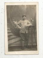 Cp , Carte Photo , Vierge , Militaire , Ed.Guilleminot - Personajes
