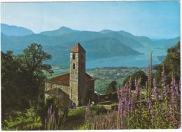 Cademario - Chiesa - (Suisse/Schweiz) - TI Ticino