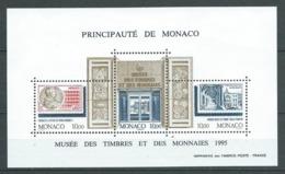 MONACO 1995 . Bloc Feuillet N° 69 . Neuf ** (MNH) . - Blocs