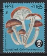 Estonia (2019)  - Set -  /  Mushrooms - Funghi - Champignons - Setas - Funghi