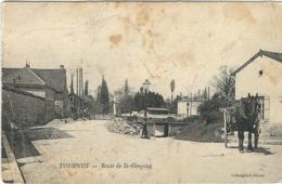 SAONE ET LOIRE : Tournus, Route De St Gengoux - France