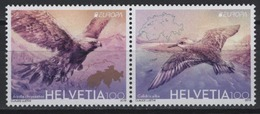 Switzerland (2019) - Set -   /   Europa CEPT Europe - Birds - Aves - Oiseaux - 2019