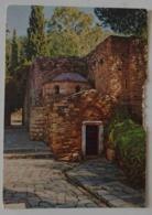 KAISSARIANI - Courtyard And Byzantine Bath-house -  Vg - Grecia