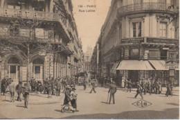 75 PARIS IXe Rue Lafitte - Arrondissement: 09