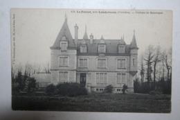 29 : La Forest Près  Landerneau - Château De Beaurepos - Francia