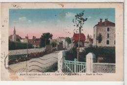 43 - MONTFAUCON Du VELAY - Cure D'Air - Route De Tence - France