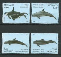 MONACO 1994 . Série N°s 1926 à 1929 . Neufs ** (MNH) . - Monaco