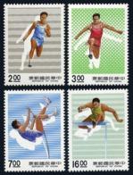 Taiwan 1990 S#2741-2744 Sports MNH Sport - 1945-... Republic Of China