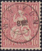 LU  WINIKON  - ZWERGSTEMPEL OHNE JAHRESZAHL - Used Stamps