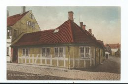 Denmark H.c. Andersons House Unused - Denmark