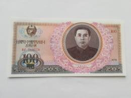 COREA DEL NORD 100 WON 1978 - Corea Del Nord