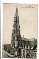CPA-Carte Postale France- Lille - Eglise Du Sacré Cœur  En 1934- VM8245 - Lille