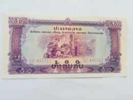LAOS 50 KIP 1975 - Laos