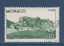 Monaco - YT N° 184 - Oblitéré - 1939 - Monaco