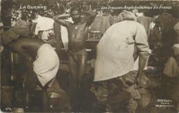 GUERRE 1914-18 - Les Troupes Anglo-indiennes En France. (carte Vendue En L'état) - War 1914-18