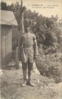 GUERRE 1914-18 - Infanterie Indigène,Type Hindou à La Penne, Près De Marseille. - War 1914-18