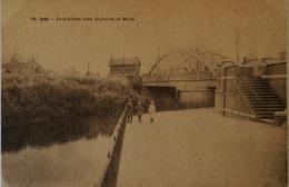 Ath // Nouveau Pont Faubourg De Mons 19?? Ed. Desaix - Ath