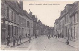 02 - Villers-Cotterêts (Aisne) - Rue Demoustier / Belle Animation - Villers Cotterets