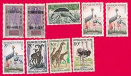 4400  --  REPUPLIQUE DU NIGER - Lot De Timbres Neufs - Niger (1960-...)