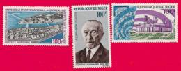 4405  --  REPUPLIQUE DU NIGER  Poste  Aérienne -  Lot De Timbres PA Oblitérés - Niger (1960-...)