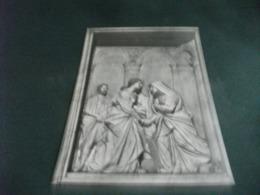 SCULTURA LA VISITAZIONE DI L. BERNINI SANTUARIO N.S. DI MISERICORDIA DI SAVONA CHIESA - Sculture