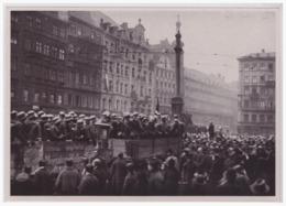 DT- Reich (002166) Propaganda Sammelbild Deutschland Erwacht Bild 29, Hitlertruppen Vom 9.November 1923 - Deutschland