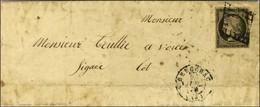 Grille / N° 3 Càd T 15 BERGERAC (23). 1849. - TB. - 1849-1850 Ceres