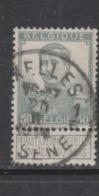 COB 115 Oblitération Centrale IXELLES 1E - 1912 Pellens