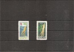 Corée Du Nord  ( 287/288 XXX -MNH) - Corée Du Nord
