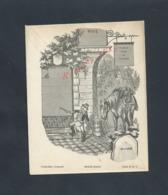 LETTRE ILLUSTRÉE COLLECTION GRAVELLE : - Postmark Collection (Covers)