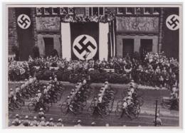 """DT- Reich (002203) Propaganda Sammelbild Deutschland Erwacht"""""""" Bild 154, SA Aufmarsch In Dortmund 1933 - Allemagne"""