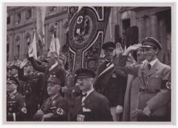 """DT- Reich (002204) Propaganda Sammelbild Deutschland Erwacht"""""""" Bild 146 Deutsches Turnfest In Stuttgart - Briefe U. Dokumente"""