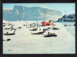 UMANAK. Uummannaq  Ville Du Groenland, Située Dans La Municipalité D'Avannaata. CPM Année 1975 - Groenlandia