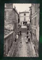 CP - 33 - Bourg-sur-Gironde - Rue De La Goutinière - Francia