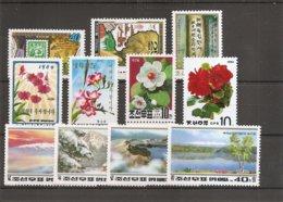 Corée Du Nord  ( Lot De Timbres Divers Différents  XXX -MNH) - Corée Du Nord