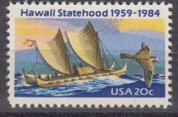 USA 1984 Hawaii Statehood 1v ** Mnh (45004) - Ongebruikt