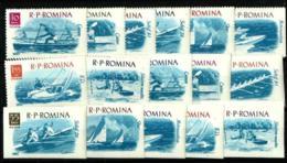 Rumanía Nº 1834/48 En Nuevo. Cat.22€ - 1948-.... Repúblicas