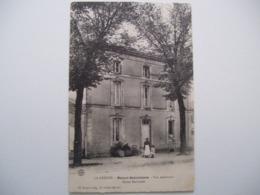 TRÈS RARE - LA CRECHE - MAISON BEAUCHESNE - VUE EXTÉRIEURE - ROUTE NATIONALE - - France