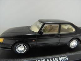 X SAAB 900 S 1980   DEL PRADO CAR COLLECTIONS 1/43 BASETTA DEDICATA NO BOX - Automobili
