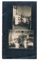 CPA Photo Blessés De Guerre 14/18 Avec Infirmières - Guerre 1914-18