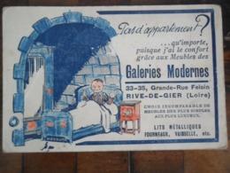 """Rive-de-Gier (Loire),magasin De Meubles """"Galeries Modernes"""" 33-35,Grande-Rue Feloin - Rive De Gier"""