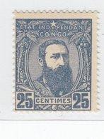 Belg.Kongo)Congo Belge (xx) Nr 8a Donker Blauw-blue Foncé-dark Blue - Postfris-neuf-MNH - Belgisch-Kongo