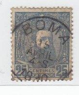 Belg.Kongo)Congo Belge (g) Nr 8a Donker Blauw-blue Foncé-dark Blue -  Donker Blauw-blue Foncé-dark Blue - Belgisch-Kongo