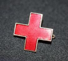 "WWI Broche Insigne D'infirmier 14/18 ""Croix Rouge - Red Cross"" Poilu - Tranchées WW1 - 1914-18"