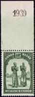 Congo 0172** Scènes Indigène - Millésime 1939 MNH - 1923-44: Nuovi